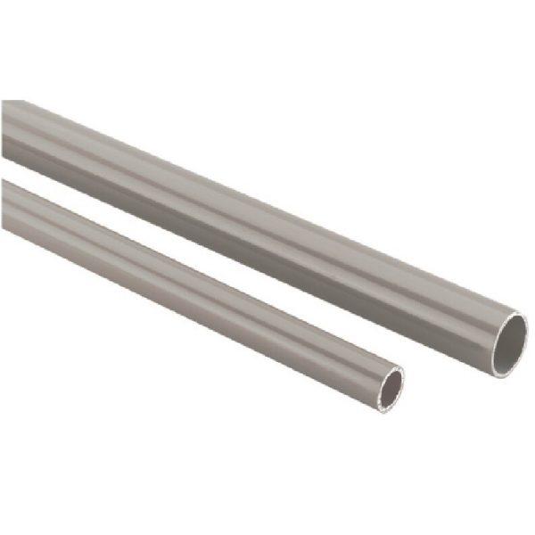 Alu - Rohr D158 L=5,7m Grau